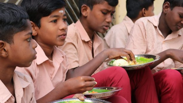 Provided Nutritious Breakfast To 120+ Deserving Students