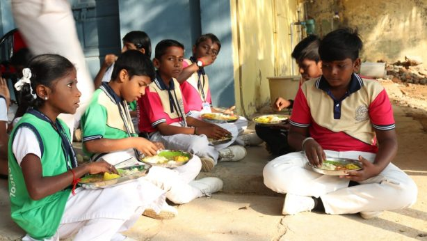 Provided Nutritious Breakfast To 180+ Deserving Students
